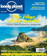 Lonely Planet Asia August 2017