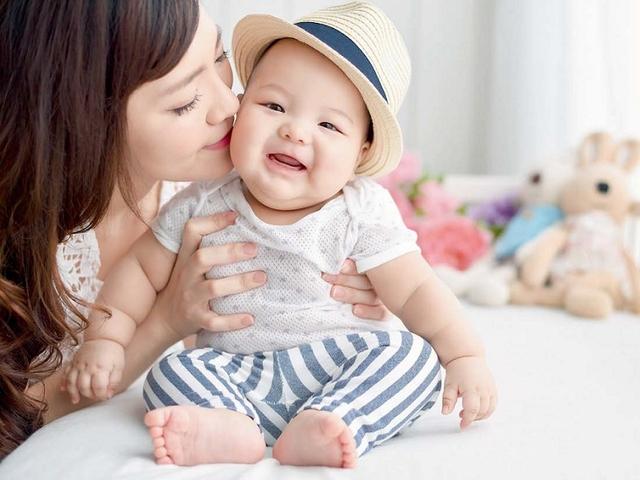 驚!親吻寶寶可能會傳染疾病?