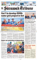 Sarawak Tribune 28 April 2018