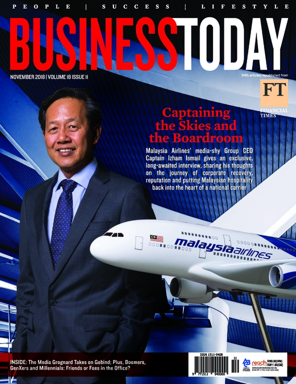 Business Today Malaysia - November 2018