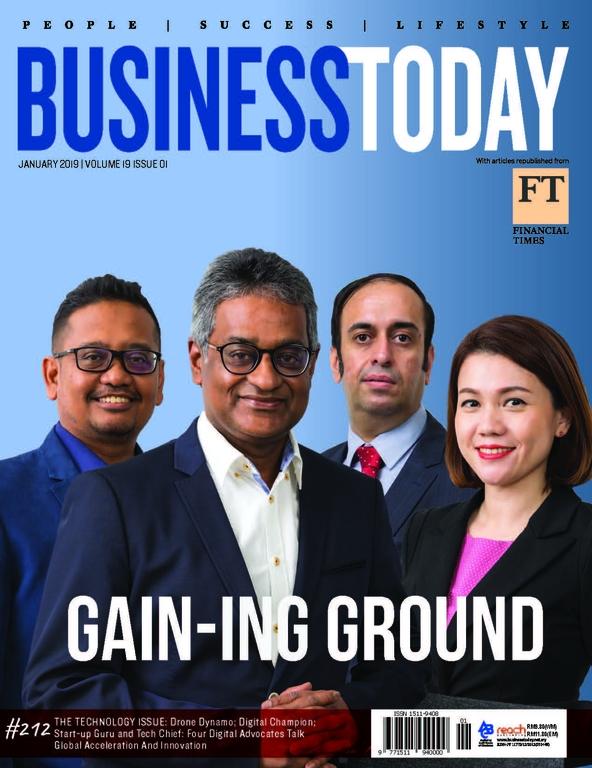 Business Today Malaysia - January 2019
