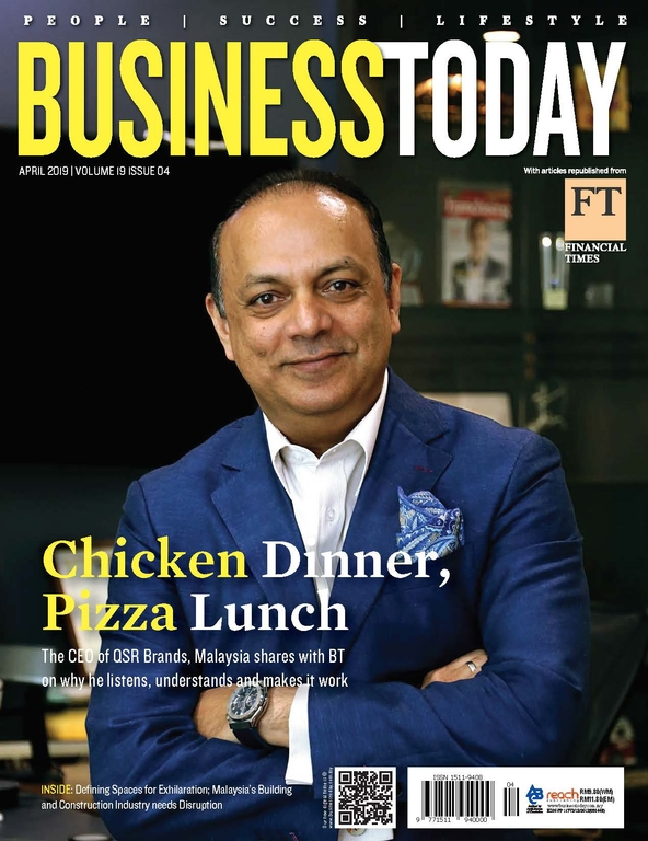 Business Today Malaysia - April 2019