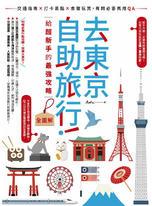 去東京自助旅行!
