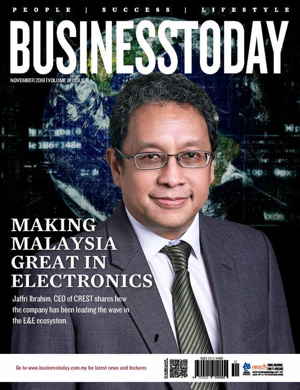 Business Today Malaysia - Nov 2019