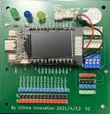 TTGO T-Display 擴充板組裝手冊