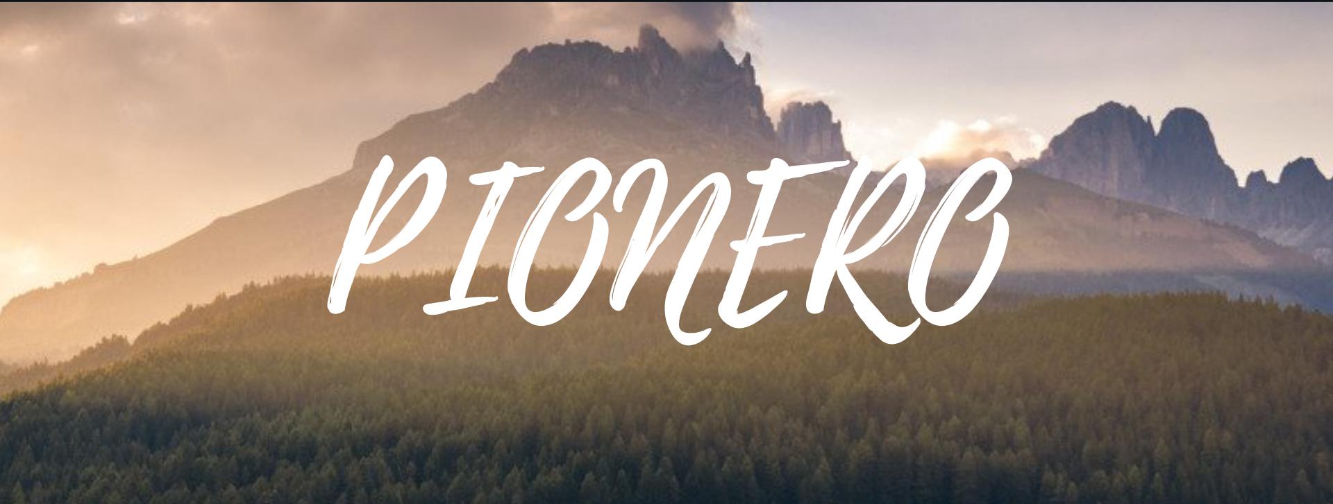 Pionero的宣傳圖片